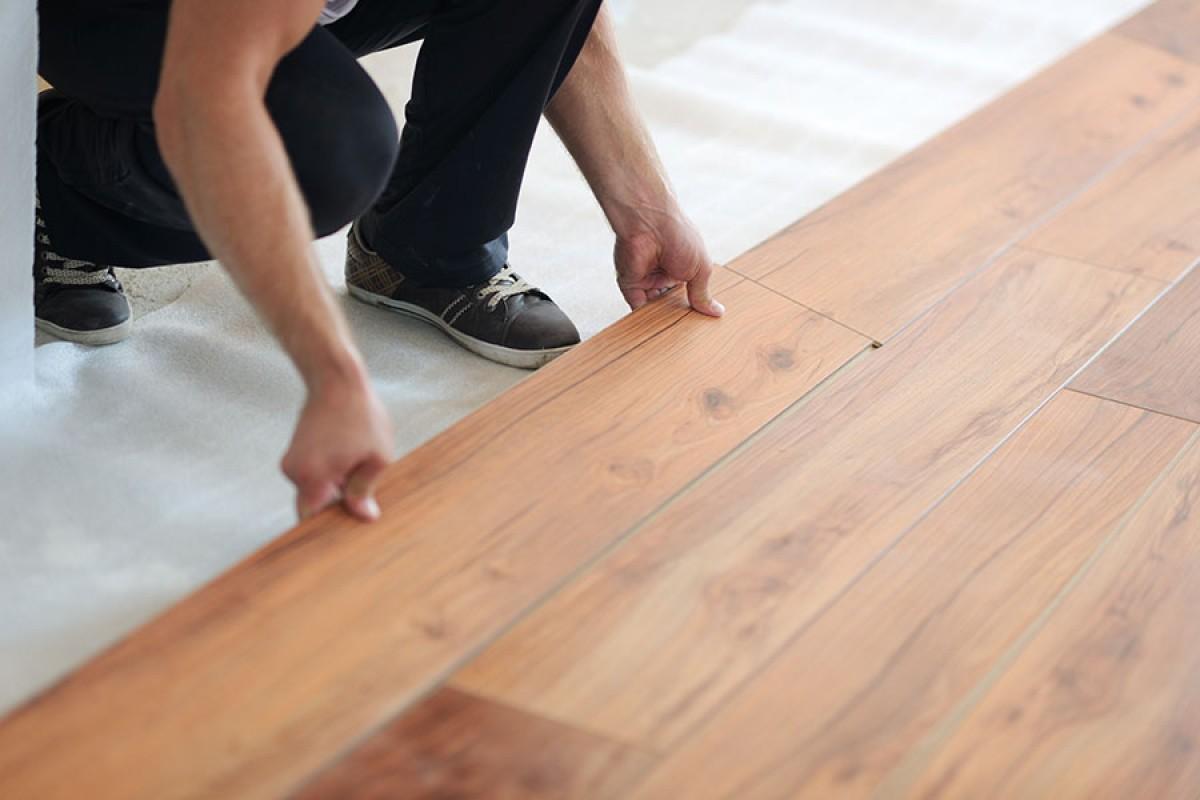 panele podłogowe proste