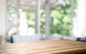 drewniana ława sosnowa